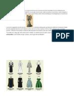 La Moda Desde 1900 Hasta 1950