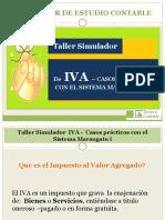 Taller Simulador IVA - Marangatu i