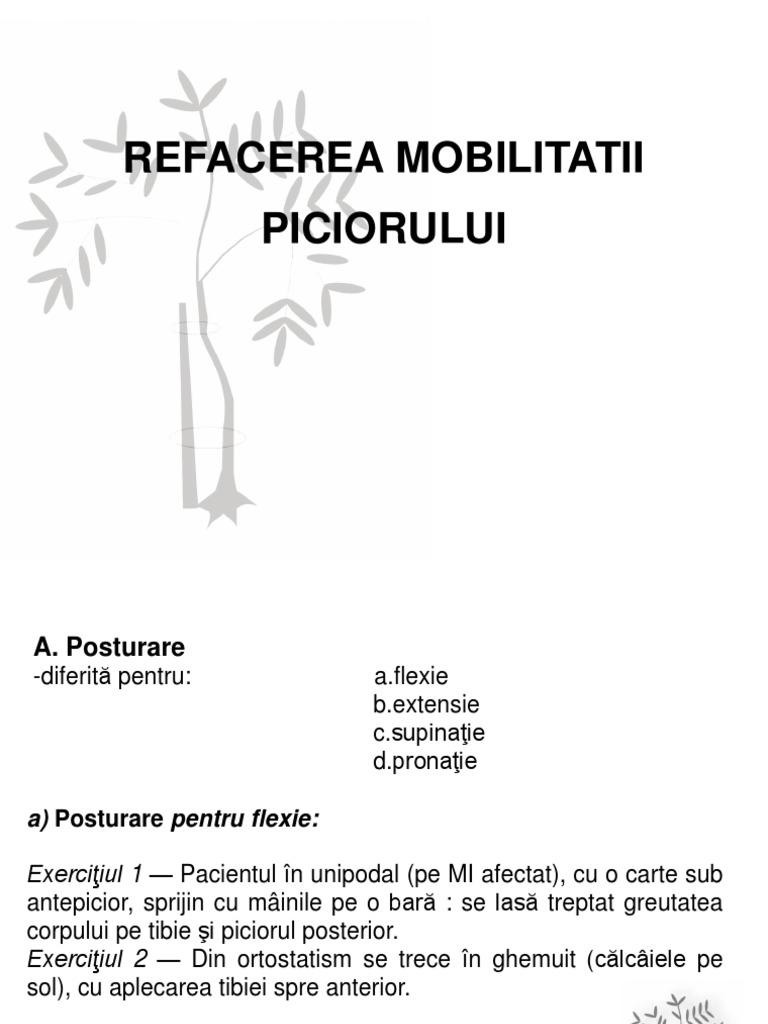 refacerea mobilității comune