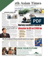 Vol.10 Issue 18 September 2-8, 2017