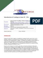 Introduccion Al Cracking en Linux 05 - IDA