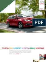 Toyota Auris TS Autoesite Tcm-3018-345537