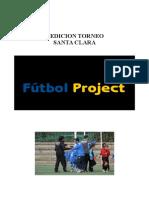 2ª Edición Torneo Santa Clara