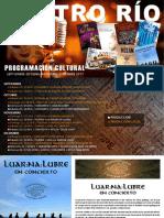 Programación Teatro Río Ibi septiembre-diciembre 2017