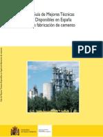 Guía de Mejores Técnicas Disponibles en España de Fabricación de Cemento.pdf