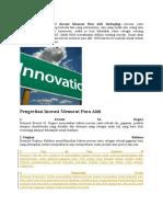 Pengertian Dan 4 Ciri Inovasi Menurut Para Ahli Terlengkap