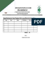 9.1.3.2 Pelaksanaan, Evaluasi Tl Peningkatan Mutu Klinis