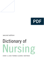 Nursing Dictionary