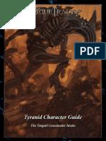 Tyranid Character Guide (6!22!17)