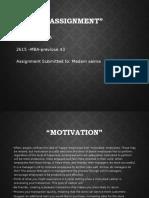 Management Assignment(1)