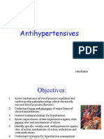 Antihypertensives