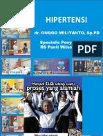 Penyuluhan Hipertensi - dr Onggo Williyanto SPPD RSPWC.ppt