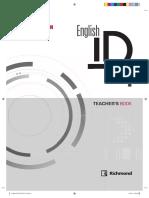 English ID 1 Teacher's Book