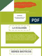 Ecologia . Ing Ambiental