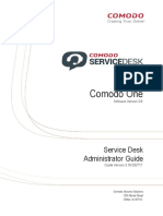 Service Desk Guide