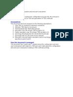 GST Configuration