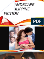 Module 3 the Landscape of Philippine Fiction