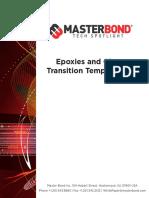DSC DMA Glass Transition Temperature