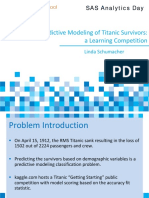 Predictive Modeling of Titanic Survivors (1)
