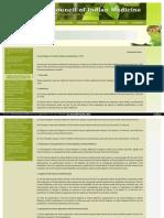 Http Ccimindia Org Central-Register-Of-Indian-Medicine-Regulations1979 HTML