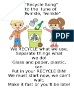Recycle Song