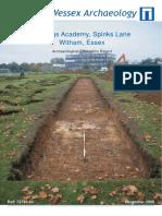 Maltings Academy, Spinks Lane, Witham, Essex