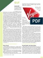 RoundUp swisscash detail publish in garibian news paper