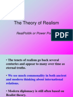 Realism and Neo-Realism