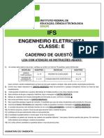 Prova - Engenheiro Eletricista