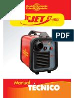 Manual Corte a Plasma AIRJET 61 IMV - Eutetic Castolin.pdf