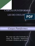 Cargas Puntiformes - Lei de Coulomb(1)