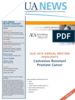 AUA2014 Highlights CRPC