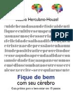 LIVRO - Neurociência - Fique de Bem Com Seu Cérebro - Herculano-Houzel