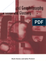 Deleuze and Geophilosophy. A guide and glossary