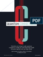 03 Quantum Connections (Scientific American Mikhail Lukain,Chris Monroe)