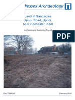 Land at Sandacres, Upnor Road, Upnor, Near Rochester, Kent