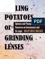 Aristides Baltas-Peeling Potatoes or Grinding Lenses_ Spinoza and Young Wittgenstein Converse on Immanence and Its Logic.pdf