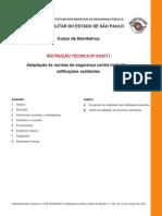 IT-43-2011_Adaptação às normas de Segurança contraIncêndio - Edificações existentes.pdf