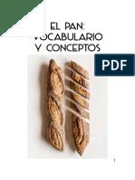 Vocabulario y Conceptos Del Pan