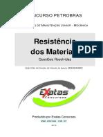 Amostra Petrobras Tecnico Mecanica Resistencia Dos Materiais