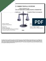 2017 Corrections Comparative Data Report
