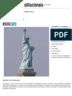 Constituição Federal - Princípios Constitucionais