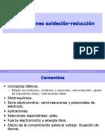 9-Reacciones Oxidacion Reduccion