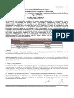 Convocatoria Ipassa 2017 Campeche