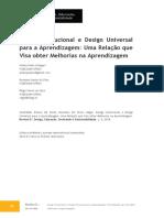 Designer Universal Educação