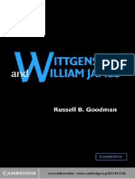 Goodman_Wittgenstein and William James.doc