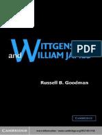 Goodman_Wittgenstein and William James.doc