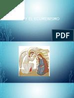 Maria y El Ecumenismo