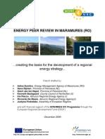 MORE4NRG Peer Review Report .Final Maramures