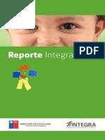 Reporte Fundación Integra 2015